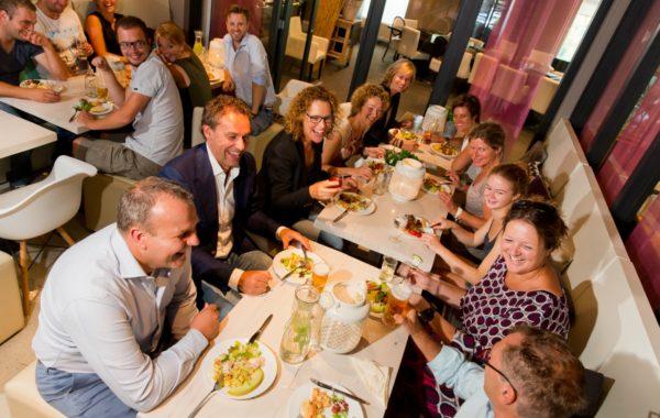 Dineren bij Deventer Buitensociëteit & Bowling