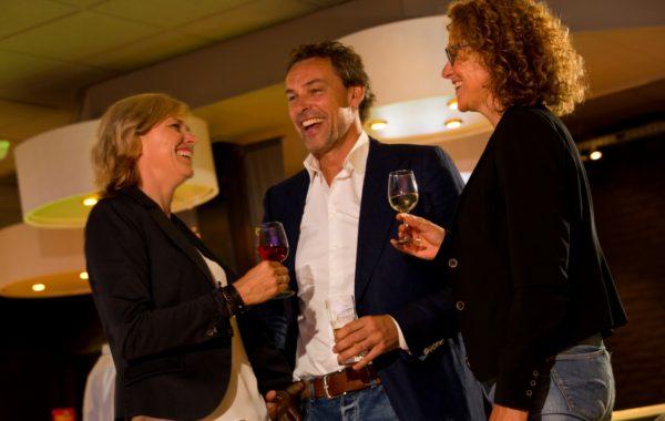 Vergaderen in Deventer bij Buitensoos en Bowling De Worp