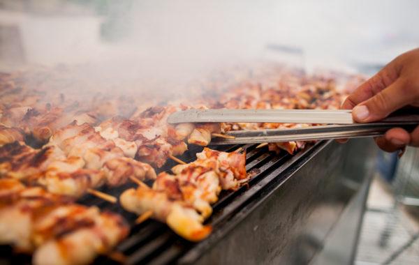 Barbecue Deventer Buitensociëteit & Bowling