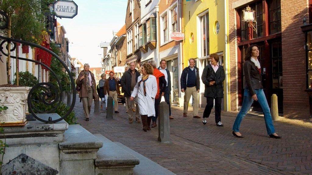 deventer stadswandeling Deventer Buitensociëteit & Bowling