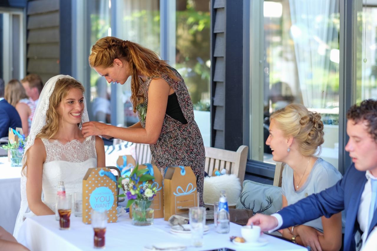 Lekker dineren op trouwlocatie Buitensociëteit & Bowling in Deventer