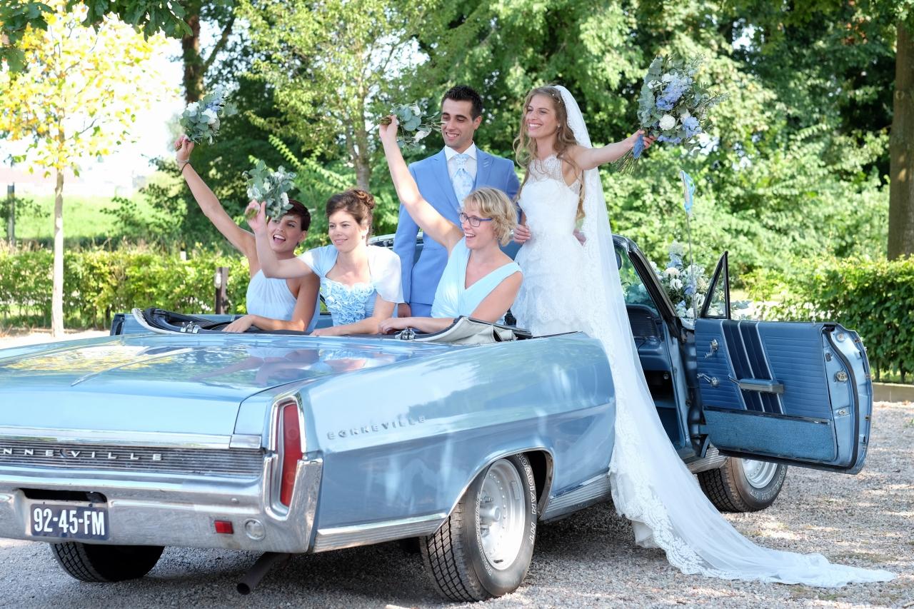 Trouwen op trouwlocatie de Buitensociëteit & Bowling in Deventer