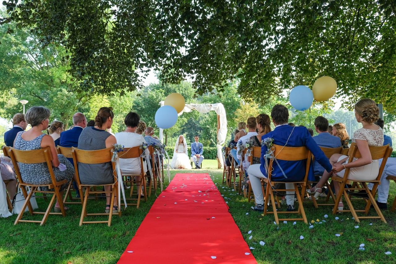 Trouwen bij Buitensociëteit & Bowling in Deventer
